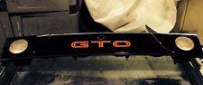 3000gt VR4 TURBO Custom GTO Tail Light Center Panel - Reverse Light Garnish -