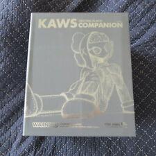 KAWS RESTING PLACE Companion Grey Medicom Toy Vinyl Original Fake Monochrome