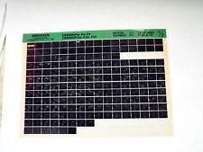 Honda CBR 600_1992 Microfilm Microfich Teilekatalog Ersatzteil Fiche Parts List