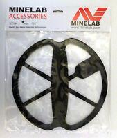 """MINELAB E-TRAC SAFARI 11"""" DOUBLE D FBS COIL COVER **NEW**"""