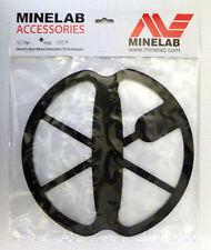 """Minelab E-Trac Safari 11"""" Double D Fbs Coil Cover *New*"""