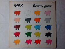 """MEX Yummy giver 12"""" ITALO DISCO RARISSIMO"""