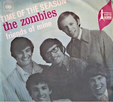 ++THE ZOMBIES time of the season/friends of mine SP CBS RARE VG++
