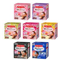 MegRhythm 12 sheets Gentle Steam Eye Mask Megurism Kao Japan