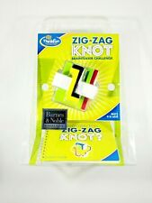 ThinkFun Zig Zag Knot Brainteaser Challenge - Barnes & Noble Exclusive Toy - NEW