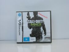 CALL OF DUTY MW3 DEFIANCE NDS/DSI/NDSXL/3DS.Brand New & Sealed,100% Pal Game
