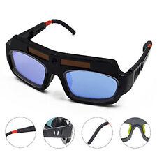 Solar Auto Darkening Welding Goggles Arc Tig Mig Grinding Welding Glasses