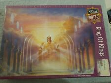 NEW Master Pieces 550 PC King Of Kings Puzzle SEALED 18x24G