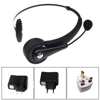 New Wireless Bluetooth Headset Headphone Headset Hand-free w/ Mic For Phone PS3