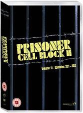 Prisoner Cell Block H: Volume 11 DVD (2012) Elspeth Ballantyne cert 12 8 discs