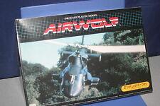 AIRWOLF kit 1/48 with Etching parts Aoshima JAPAN
