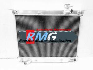 Aluminum Radiator FOR 2002-2009 GMC ENVOY /CHEVY TRAILBLAZER 4.2L V6 Only