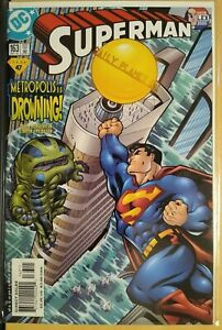 Superman #163, VF/NM, DC Comics 2000