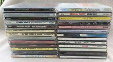 Women Artists CD Lot of 26 Madonna-Annie Lennox-Lady Gaga-Kelly Clarkson-Jewel