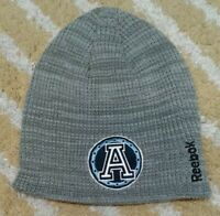 New Toronto Argonauts Reebok Authentic Sideline CFL football Toque Winter Hat