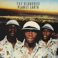 The Mighty Diamonds - Planet Earth / Planet Mars Dub [New CD]