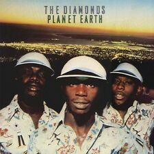 The Mighty Diamonds - Planet Earth / Planet Mars Dub [New CD]