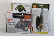 PROXXON Set Bohr- und Fräsgerät Micromot 50 EF 28512+100 tlg Mini Tool +28707