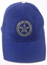 New listing Dallas Fort Worth Auto Auction Blue Strapback Adjustable Cap Hat