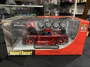 Jada Toys 1/24 Imporr Racer Toyota MR2 Spyder