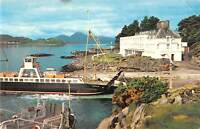 uk8454 isle of skye ferry terminal kyle of lochalsh scotland  uk