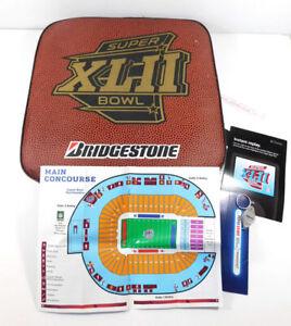 Super Bowl XLII Bridgestone Stadium Seat Cushion