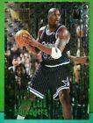 Shaquille O'Neal subset card Metal Shredders 1996-97 Fleer Metal #143