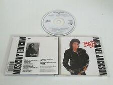 Michael Jackson – Bad / Epic – EK 40600 CD ALBUM