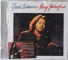 Rory Gallagher-Fresh Evidence UK hard rock blues remaster cd 2 bonus tracks