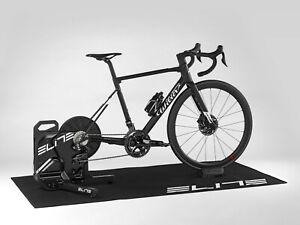Elite indoor training matt - folding - turbo trainer matt 180 cm x 90 cm