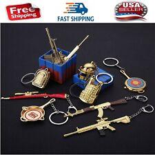 Keychain Keyring Weapon Gun Model Pendant