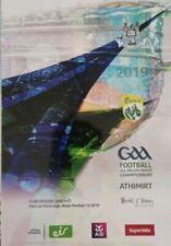 Dublin v Kerry 2019 All-Ireland GAA Football final replay September 14 programme