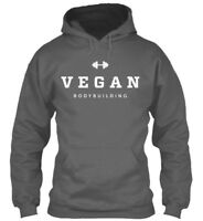 Vegan Bodybuilding - Gildan Hoodie Sweatshirt