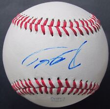 Tyrone Taylor Signed Ball Auto, Milwaukee Brewers Prospect Baseball Autograph