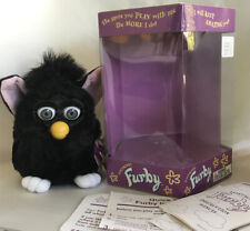 1998 Classic Furby 70-800 Electronic Interactive Toy