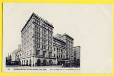 Old Postcard 1900 Broadway and 39 th St. METROPOLITAN OPERA HOUSE NEW YORK