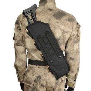"19 ""Tactical Shotgun Rifle Scheidentasche Molle Shoulder Sling Case Bag"