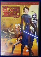 STAR Wars-The Clone Wars-ma 02 #02 - DVD FILM IN ITALIANO