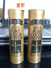 100% cocoa butter- stick Pure Coco Butter 3Pack!!!