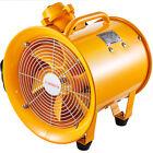 Portable Ventilator Explosion Proof Axial Fan 10'' 220V Extractor Fan Blower