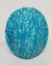 Vase,Blumenvase,Keramik,blau,34 cm, neu