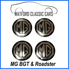 MG MGB GT / MGB Roadster Wheel centre badges for Rostyle wheels