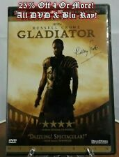 """Gladiator: 2-disc Signature Collection""(Dvd,2000 )~25% Off 4 Or More!"
