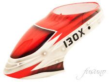 FUSUNO Assassin Airbrush Fiberglass Blade 130X Logo