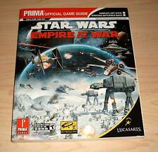 Star Wars - Empire at Wars - Prima - Official Game Guide ( Spieleberater )