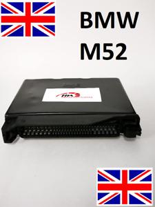 BMW M52 E36 Plug And Play Standalone Ecu Turbo & N/A Vanos & NV Basemap Included
