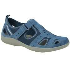 Planet Shoes Comfort Leather ENERGY2 Blue