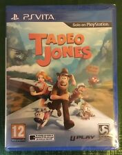 Tadeo Jones  PS VITA PRECINTADO!!