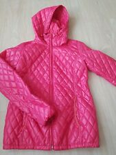 Uniqlo XS Women's Pink Quilted Jacket