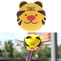 1Pc Cute tiger car suv truck antenna pen topper aerial EVA ball decor toy g`US